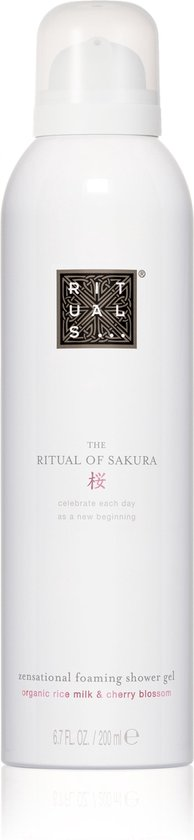 RITUALS The Ritual of Sakura - 200ml - Doucheschuim