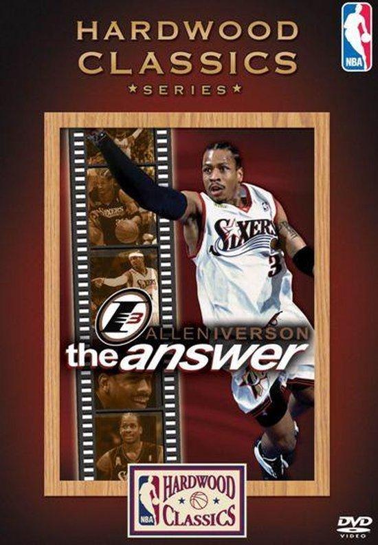 Cover van de film 'Allen Iverson: The Answer'