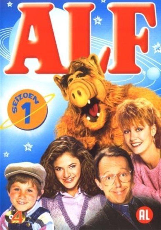 Cover van de film 'ALF'