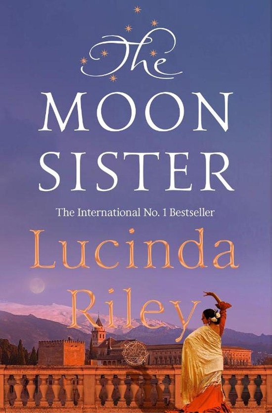 The Moon Sister Tiggy's Story The Seven Sisters - Lucinda Riley