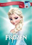 Disney - Frozen (Boek met dvd)