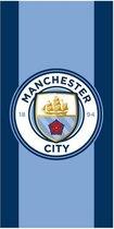 Manchester City - Strandlaken - 70x140 cm - Blue