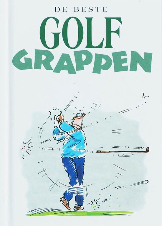 De beste Golf grappen - H. Exley |