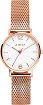 Zinzi Lady horloge  - Goudkleurig