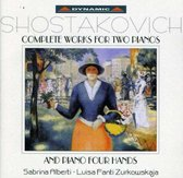 Complete Works For Two Pianos And Piano Four Hands
