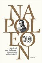 Boek cover Napoleon van Johan op de Beeck (Onbekend)