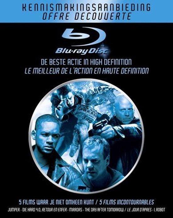 Cover van de film 'Blu-Ray Starterset'