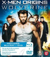X-Men Origins: Wolverine (Blu-ray+Dvd combopack)