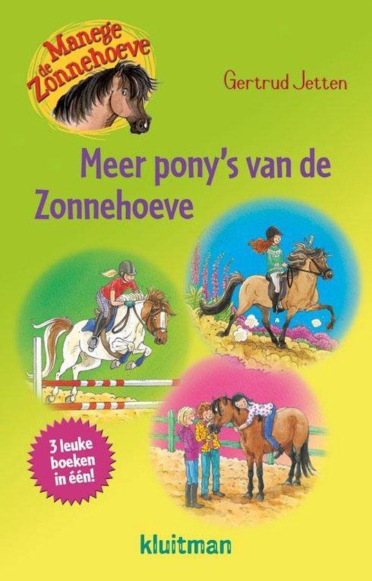 Manege de Zonnehoeve - Meer pony's van de Zonnehoeve - Gertrud Jetten  