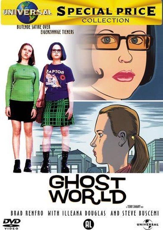 Cover van de film 'Ghost World'