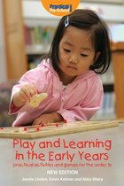 Omslag Play and Learning in the Early Years