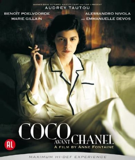 Cover van de film 'Coco Avant Chanel'