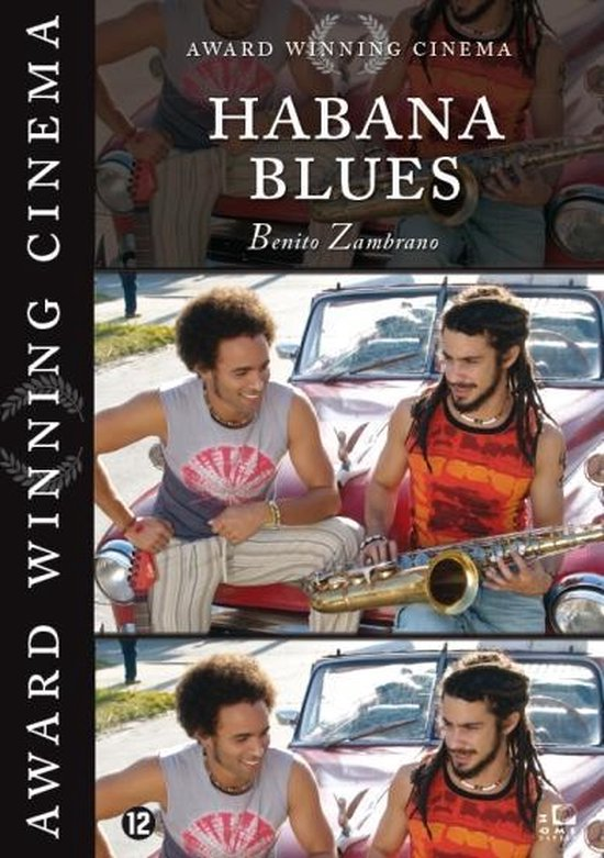 Cover van de film 'Habana Blues'