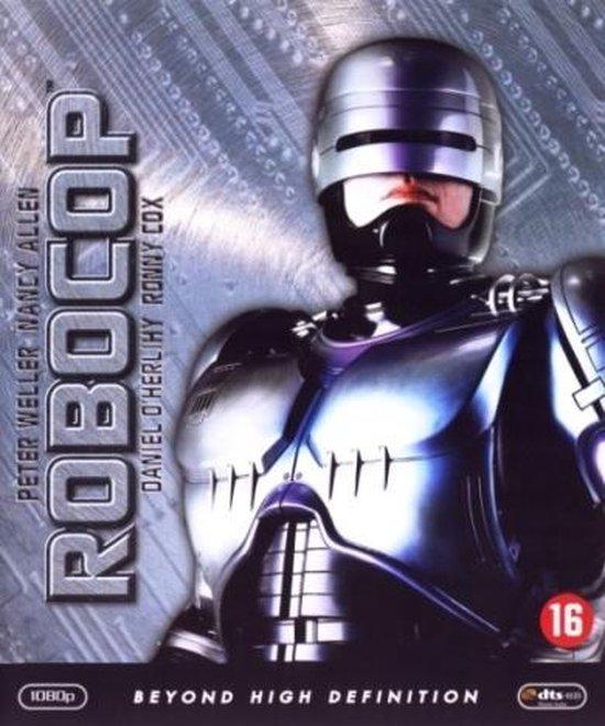 Cover van de film 'Robocop'