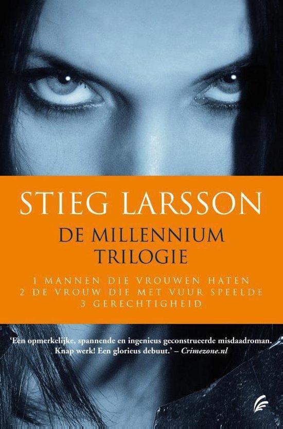 Millennium 1 t/m 3 - De Millennium trilogie - Stieg Larsson |