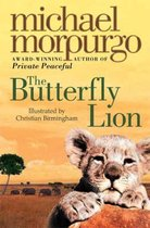 Boek cover The Butterfly Lion van Michael Morpurgo (Paperback)