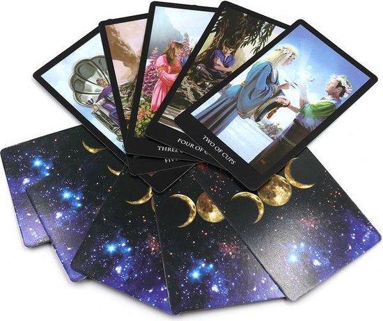 Afbeelding van het spel Tarot kaarten Engelse versie