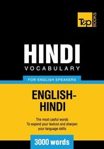 Hindi vocabulary for English speakers - 3000 words