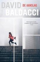 Boek cover Will Robie 2 - De aanslag van David Baldacci