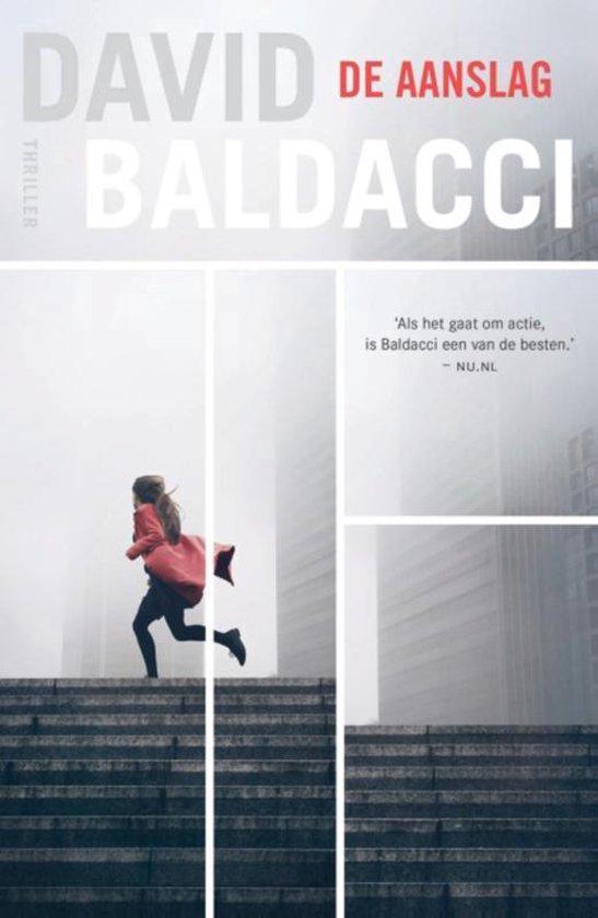 Will Robie 2 - De aanslag - David Baldacci   Fthsonline.com