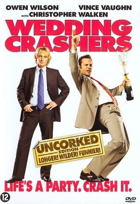 Cover van de film 'Wedding Crashers'