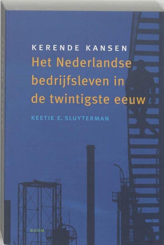 Kerende kansen - K.E. Sluyterman |