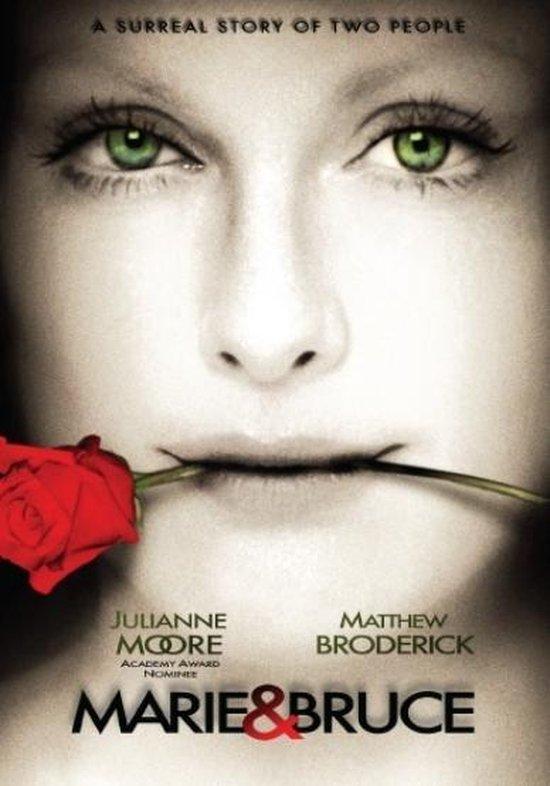 Cover van de film 'Marie & Bruce'