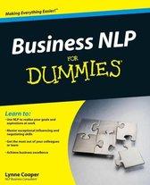Afbeelding van Business NLP For Dummies