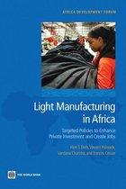 Light Manufacturing in Africa: Targeted Policies to Enhance Private Investment and Create Jobs