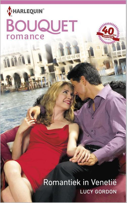 Romantiek in Venetië - Bouquet Romance 364B - Lucy Gordon |