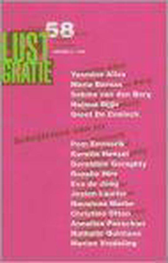 Boek cover Lust & gratie 58 schrijfsters van nu van  (Paperback)