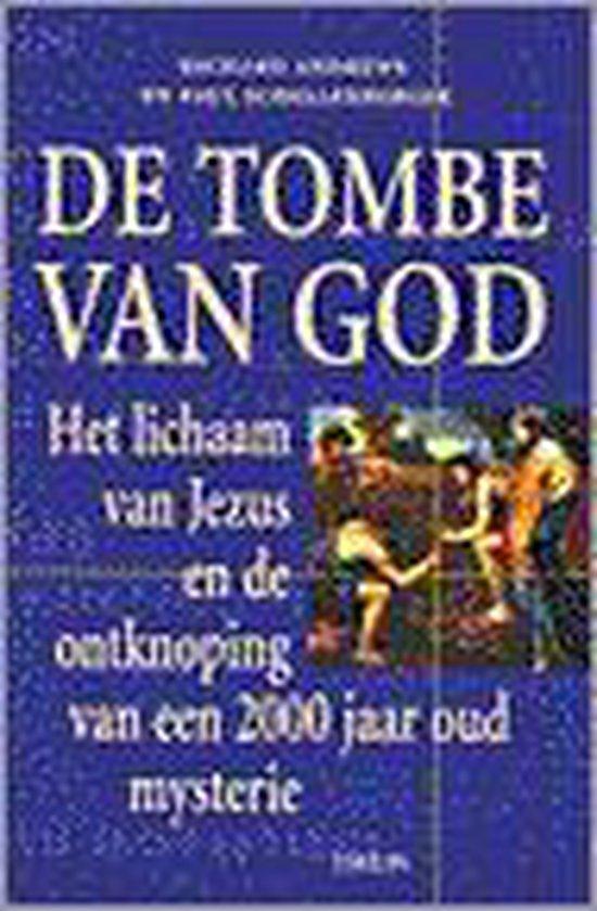 TOMBE VAN GOD - R. Andrews pdf epub