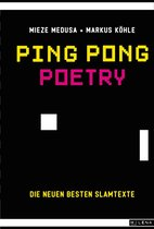 Ping Pong Poetry