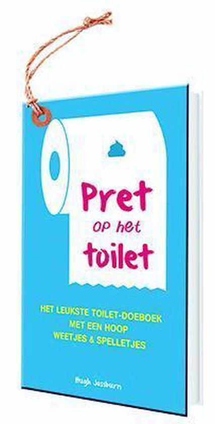 Pret op het Toilet - Hugh Jassburn | Readingchampions.org.uk