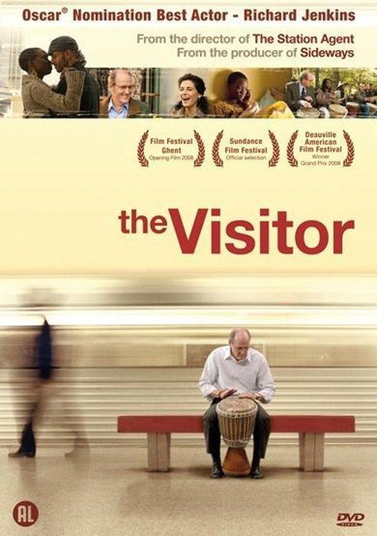 Cover van de film 'The Visitor'