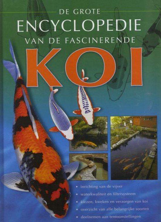 De grote Encyclopedie van de fascinerende Koi - Diverse auteurs   Fthsonline.com