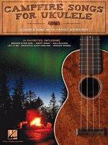 Boek cover Campfire Songs for Ukulele van Hal Leonard Publishing Corporati