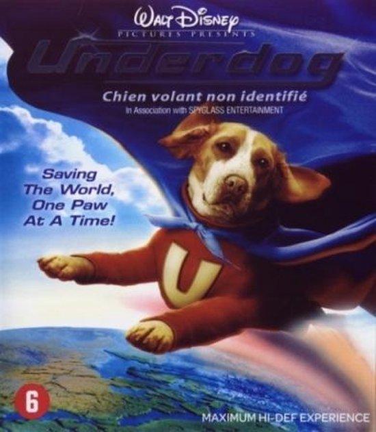 Cover van de film 'Underdog'