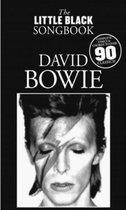 Boek cover Little Black Songbook: David Bowie van Onbekend