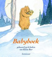 Babyboek gebaseerd op de boeken van Kleine Beer