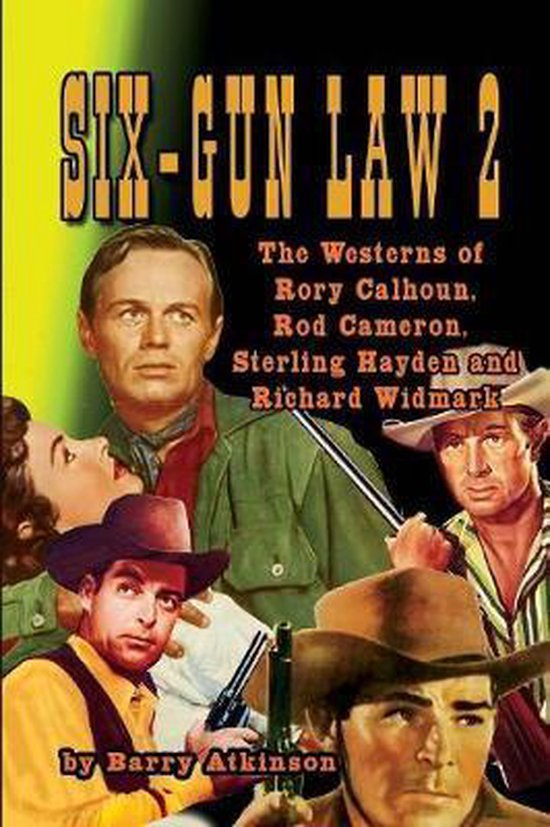 Afbeelding van SIX-GUN LAW Volume 2