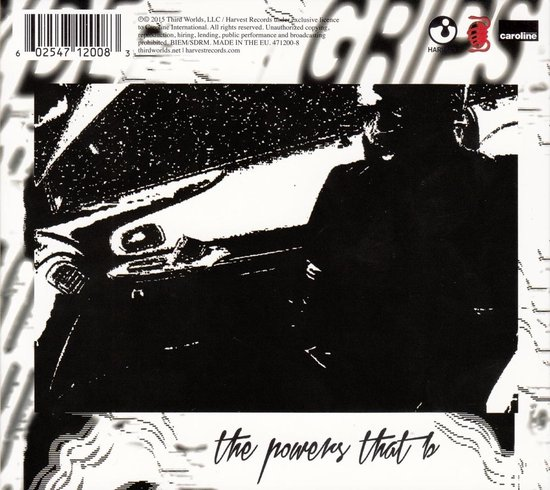 Death Grips - The Powers That B