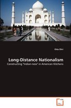 Boek cover Long-Distance Nationalism van Ekta Ohri