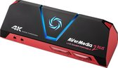 AVerMedia Live Gamer Portable 2 Plus - Game en Streaming Capture Box - PS4 + Xbox One + PC + Nintendo Switch
