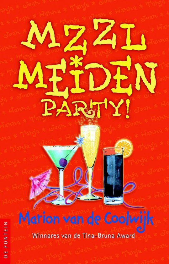 MZZLmeiden party! / deel 5 - Marion van de Coolwijk |