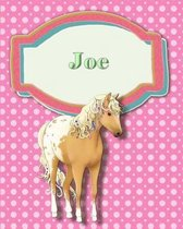 Handwriting and Illustration Story Paper 120 Pages Joe