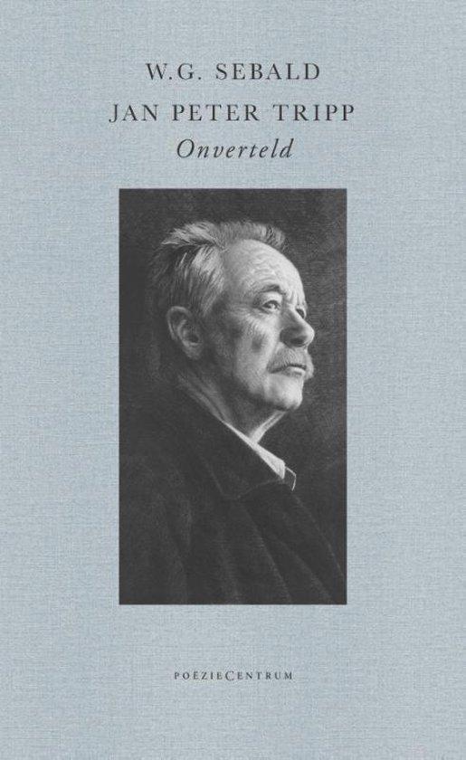 Onverteld - W.G Sebald | Fthsonline.com