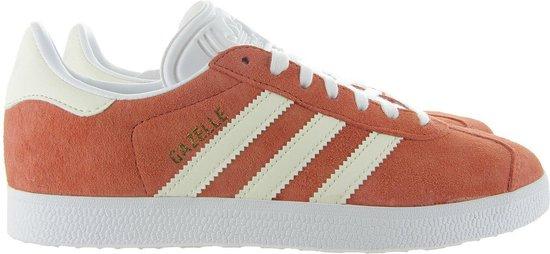 | Adidas Sneakers Dames Gazelle Cg6067 Oranje