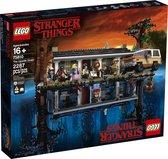 LEGO Netflix Stranger Things The Upside Down - 75810