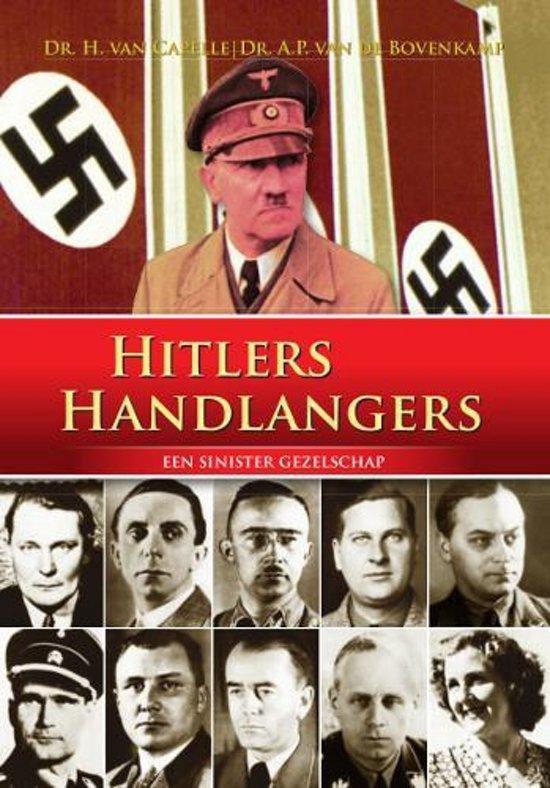 Hitlers Handlangers - Dr. H. van Capelle  
